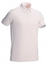 buy Greg Norman Fine Line Golf Polo Shirt