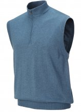 buy Greg Norman Lined 1/4 Zip Vest