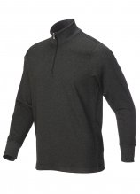 buy Greg Norman 1/4 Zip Jaquard Pullover