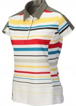 buy Callaway Golf Ladies Flare Polo Shirt