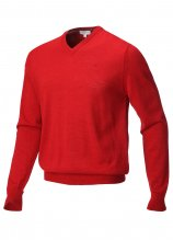 buy Calvin Klein Merino V-Neck Golf Sweater