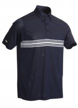 buy Greg Norman Chest Stripe Golf Polo Shirt