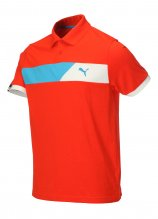 buy Puma Colourblock Golf Polo Shirt