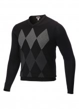buy Ashworth Intarsia Pima Sweater