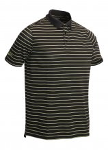 buy Glenmuir Textured Stripe Polo Shirt
