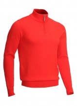 buy Glenmuir Zip Neck Golf Sweater