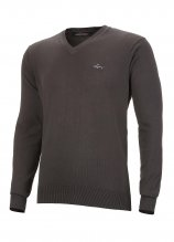 buy Greg Norman Luxury Cotton V-Neck Golf Sweater