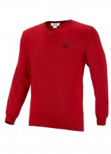 buy Cutter & Buck Cotton Blend V-Neck Golf Sweater