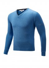 buy Calvin Klein Golf Cotton Blend V-Neck Sweater
