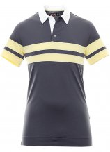 buy Callaway Golf X-Series Rugby Stripe Polo Shirt