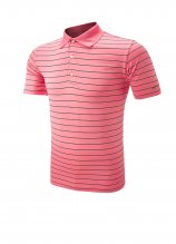 buy Greg Norman PlayDry Stripe Golf Polo Shirt