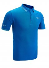 buy Glenmuir Tipped Collar Golf Polo Shirt