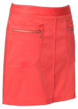 buy Greg Norman Ladies Zip Golf Pocket Skort