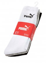 buy Puma Socks 3 Pair Pack