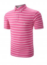 buy Karl Kertess Stripe Golf Polo Shirt