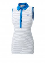 buy Under Armour Ladies Sleeveless Golf Polo Shirt