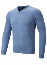 buy Henbury Lambswool Golf Sweater
