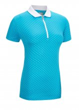 buy Callaway Golf Ladies Polka Dot Polo Shirt