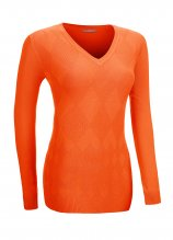 buy Callaway Golf Ladies Ribbed Cotton Sweater
