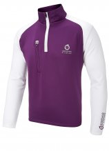 buy Sunderland Fleece Lined 1/4 Zip Golf Midlayer