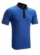buy Glenmuir Contrast Tipped Golf Polo Shirt