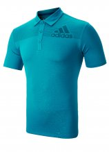 buy Adidas Golf Big Logo Print Polo Shirt