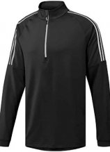 buy Adidas Golf 3 Stripes 1/4 Zip Pullover