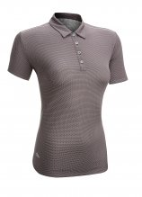 buy Adidas Ladies Microdot Golf Polo Shirt