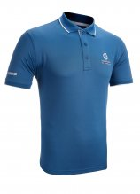 buy Sunderland Tipped Collar Golf Polo Shirt