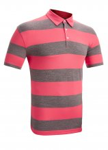 buy Adidas adiPure Rugby Stripe Pique Polo Shirt