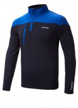 buy Stromberg Fleece Lined 1/4 Zip Lightweight Midlayer