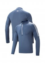 buy Adidas Golf 3-Stripe 1/4 Zip Pullover