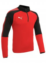 buy Puma 1/4 Zip Dry Cell Mid-layer