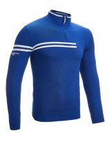 buy Glenmuir Cotton 1/4 Zip Golf Sweater