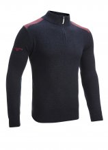 buy Glenmuir Cashmere Mix 1/4 Zip Golf Sweater