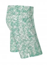 buy Adidas Ladies Printed 7 Inch Golf Short