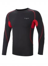 buy Glenmuir Long Sleeve Base Layer with Compression