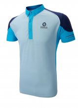 buy Sunderland Raglan Mock Golf Polo Shirt