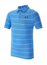 buy Under Armour Youth Play Off Striped Polo