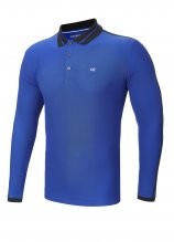 buy Calvin Klein Form Long Sleeved SmartTec Polo