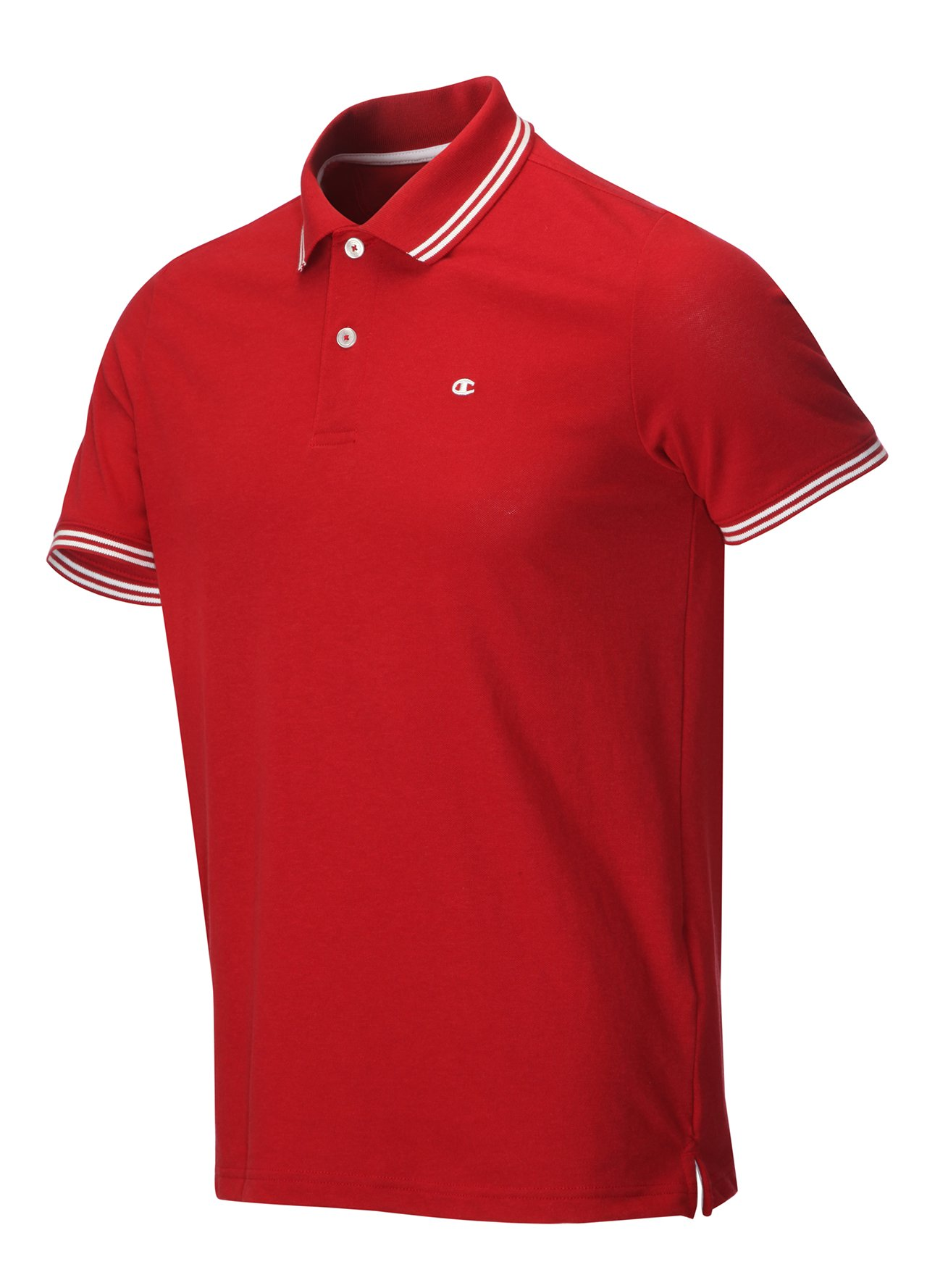 Champion Mens Pique Golf Polo Shirt Sports Top Clothing 56 ...