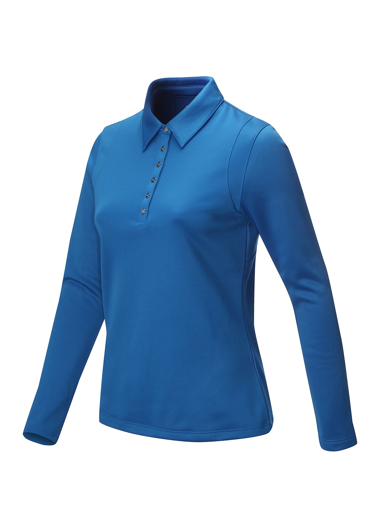 Ladies clothing ladies shirts callaway golf ladies for Golf polo shirts for women
