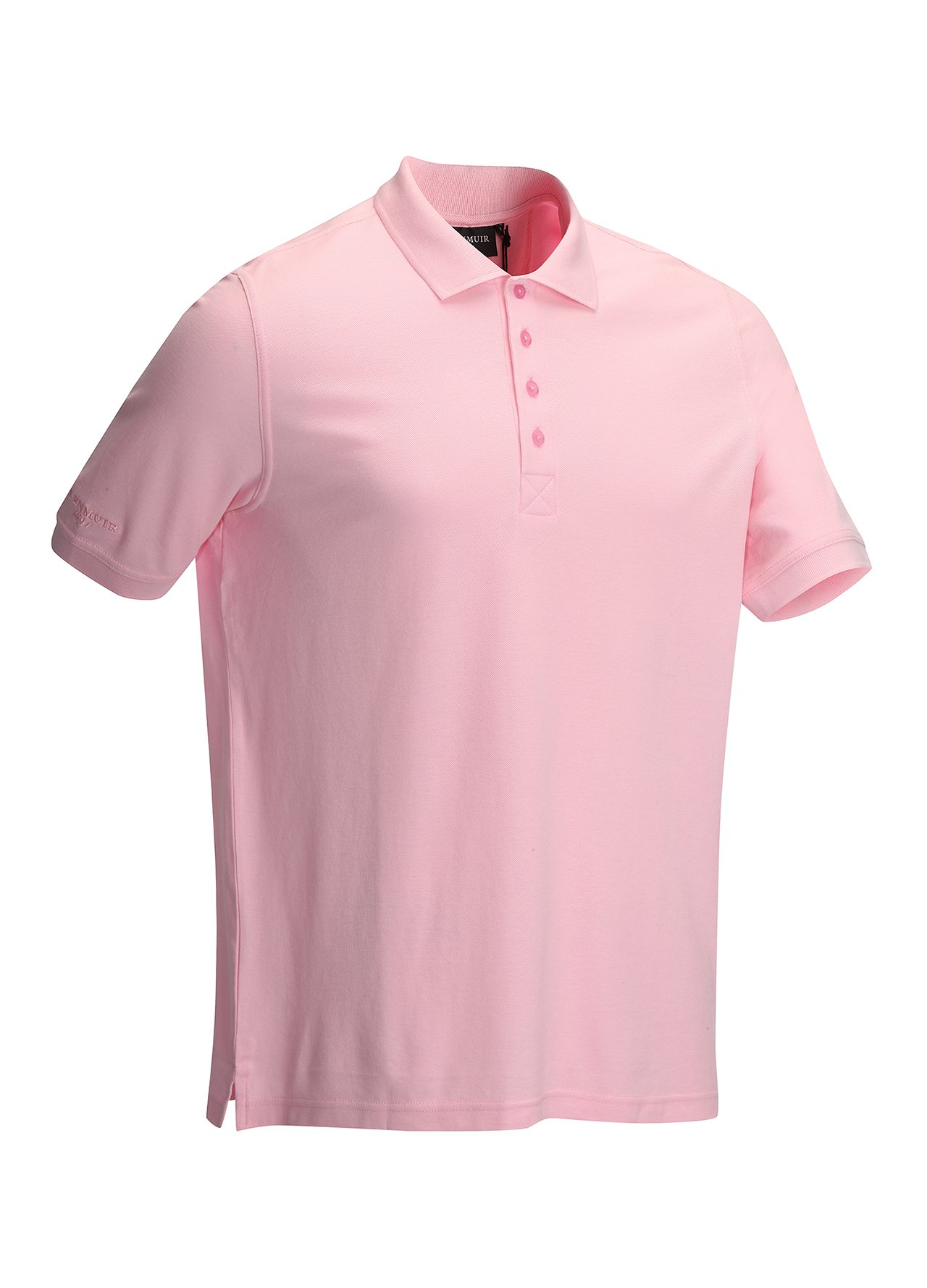 Glenmuir pique golf polo shirt candy large ebay