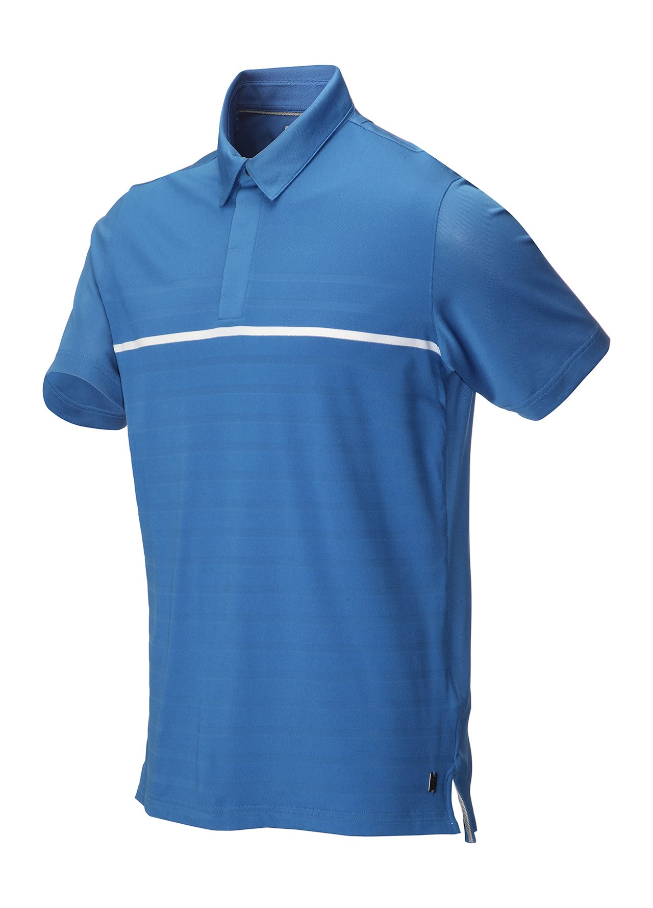 Ashworth mens golf polo shirt sports top 48 off rrp ebay for Mens golf polo shirts