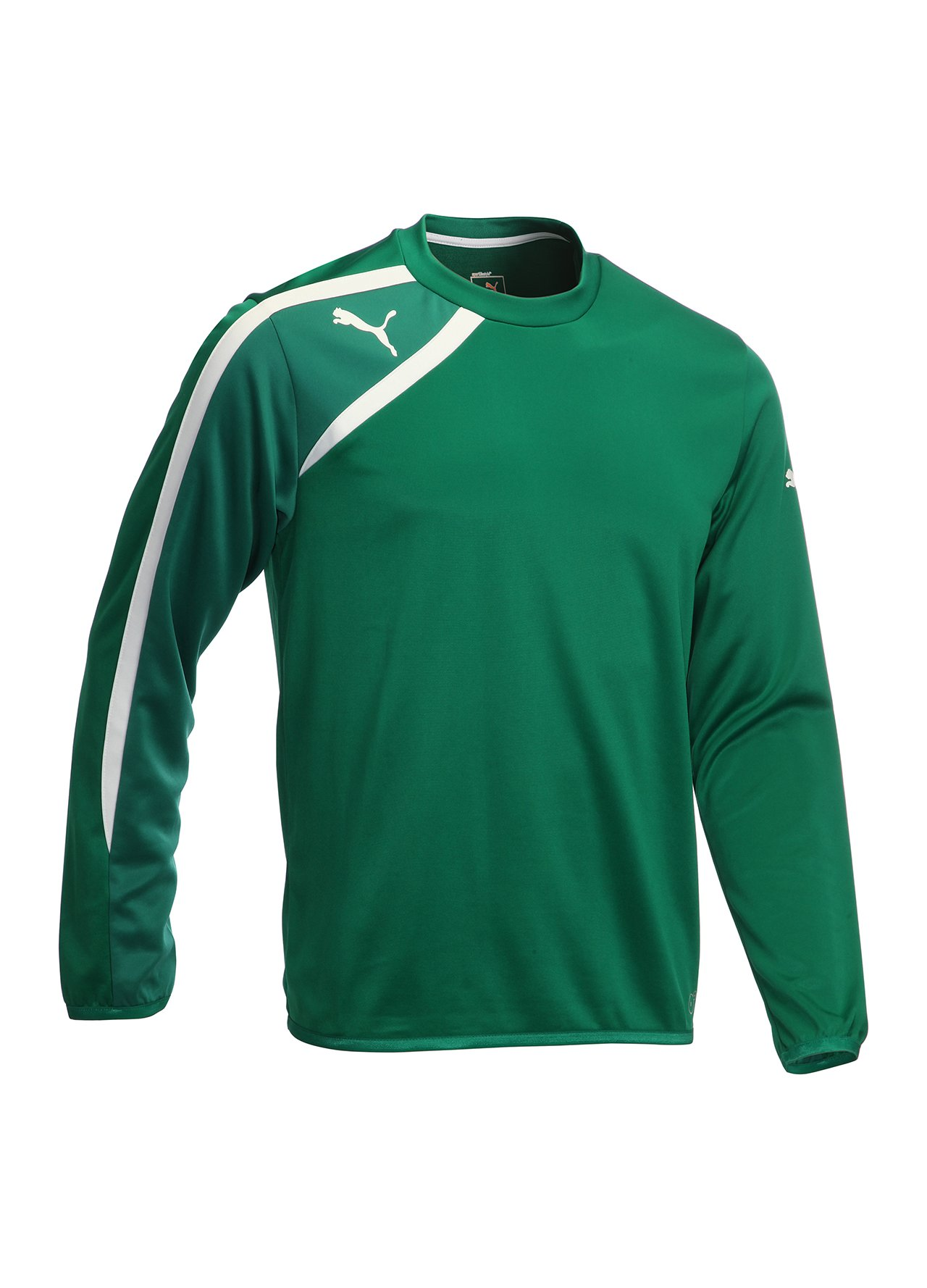 Golf Clothing Sweaters Green Puma Dry Cell Spirit