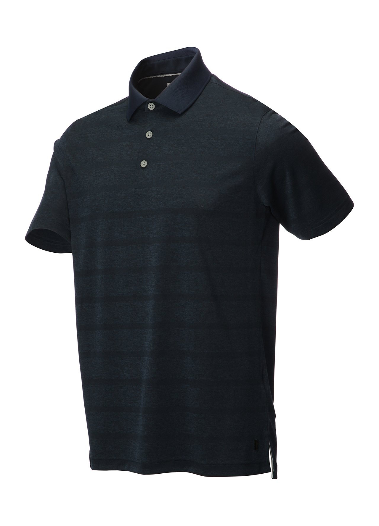 Ashworth golf polo shirt navy medium ebay
