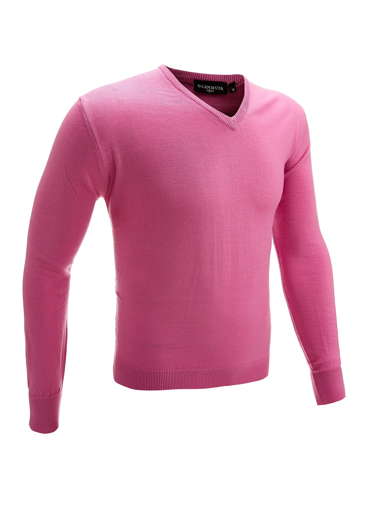 28948dd6c01 Black Friday Deals - Showbiz Glenmuir V-Neck Merino Wool Golf ...