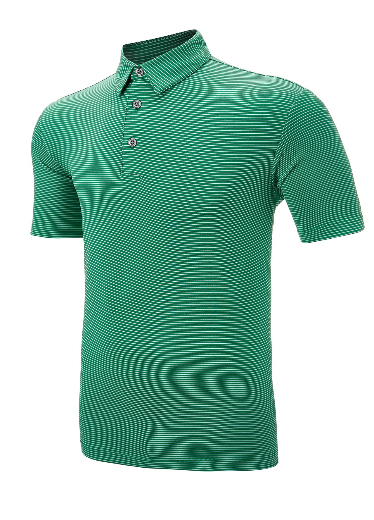 Ashworth ez tec golf polo shirt eucalyptus large ebay