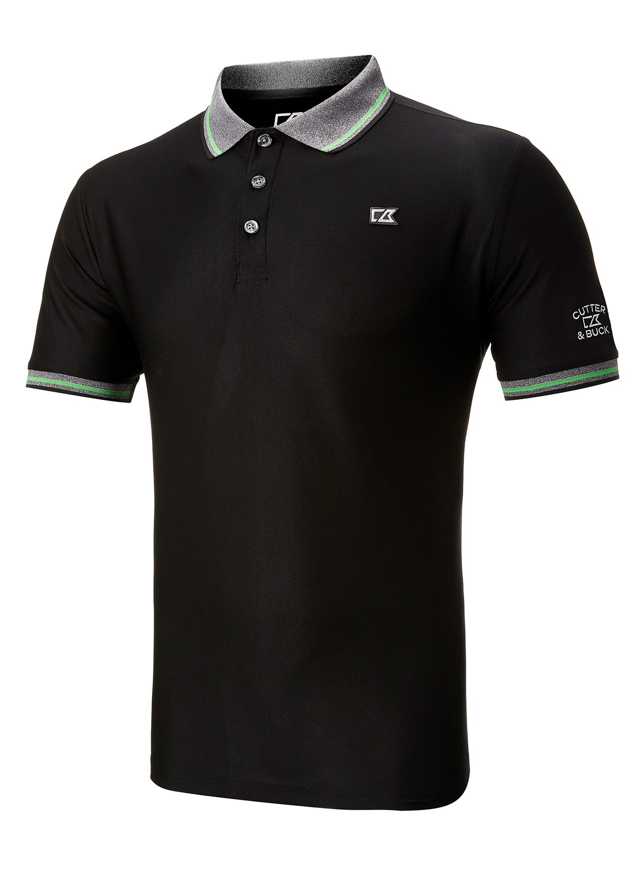 Cutter buck drytec golf polo shirt ebay for Cutter buck polo shirt size chart