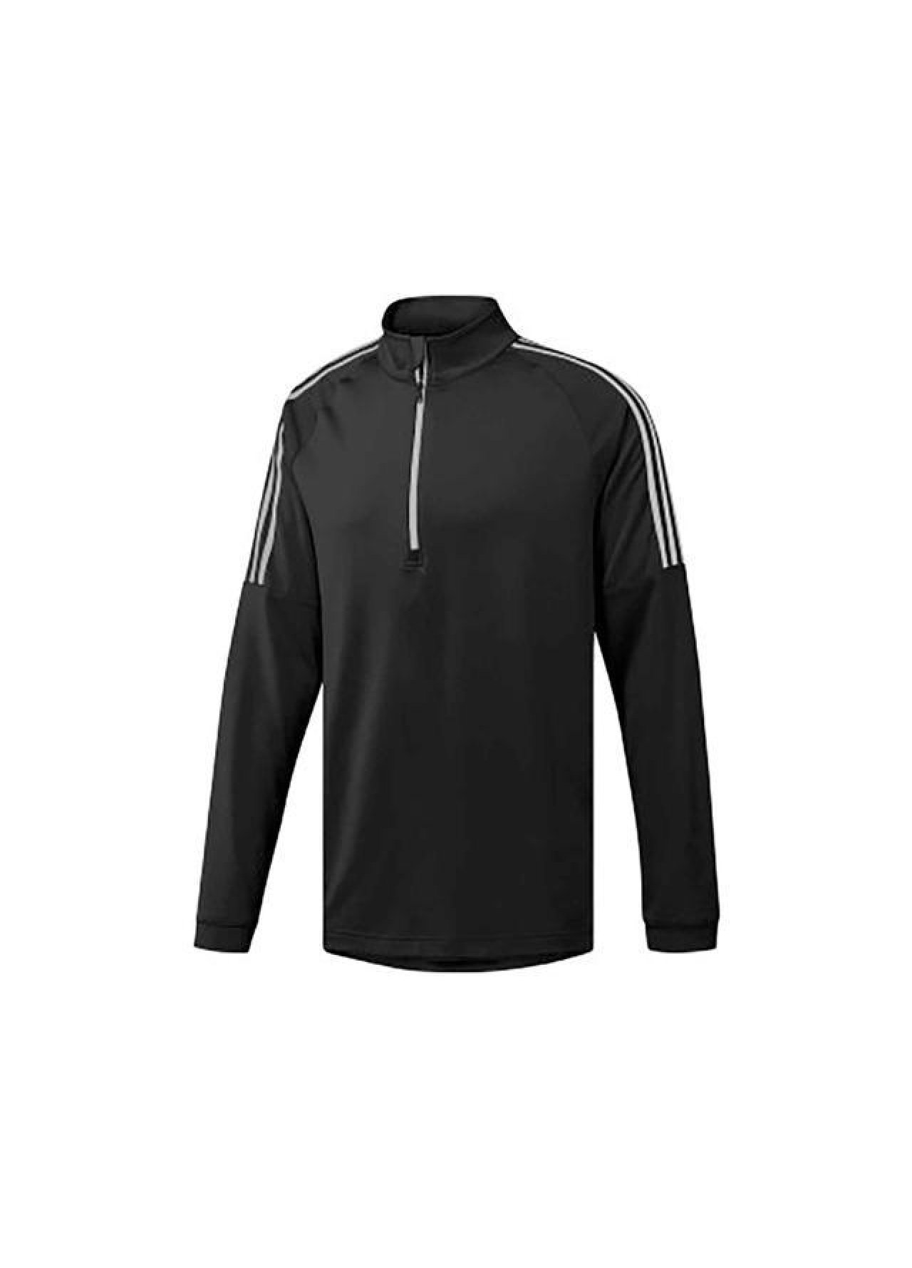 the latest 28ca5 ab783 Adidas Golf 3 Stripes 1 4 Zip Pullover